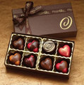 2017 Beautiful Chocolate Box . Cute food gift Boxes.Gift Boxes for Chocolate packing
