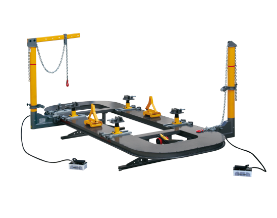 Auto Body Shop Frame Machine/Car Body Collision Bench