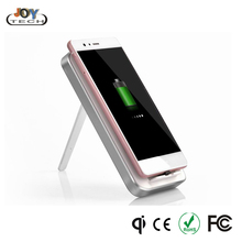 8000mah Wireless Mobile Phone Charger Qi Wireless Power Bank