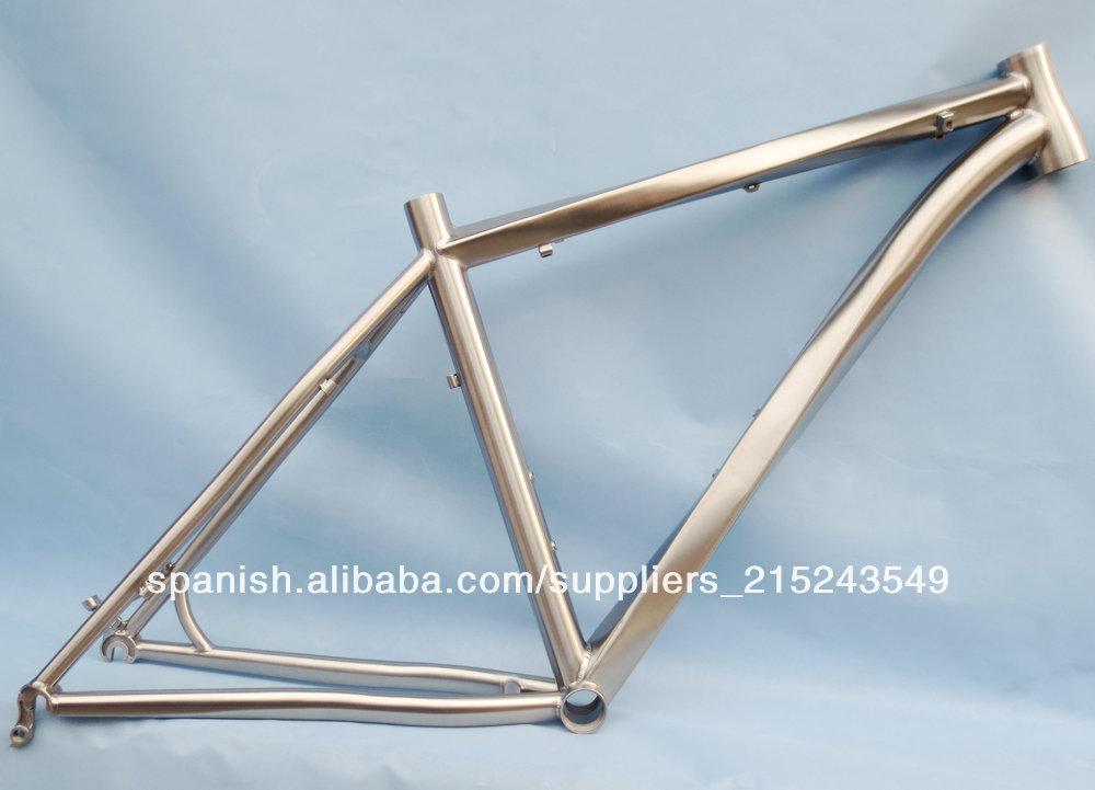 Baratos haofutan especializados de bicicleta de titanio marcos- 2014 ...