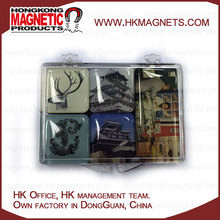 China factory direclty supply custom souvenir fridge magnet