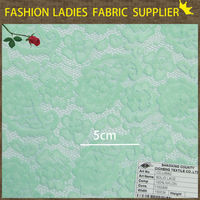 party ladies lace supplier guipure dress fabric poly lace fabric