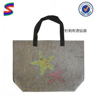 china made felt bag for tablet pc felted bag pattern