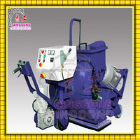 Large Water Tank Cleaning Machine / Floor Shot Blaster / Road Shot Blasting Machine