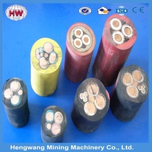 Copper core welding cable/wire and cables for coal mining