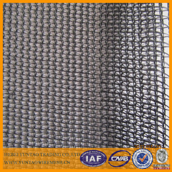 black colour Construction Shade Net