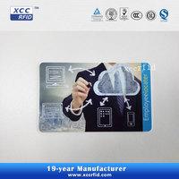 NFC 13.56MHz student card access