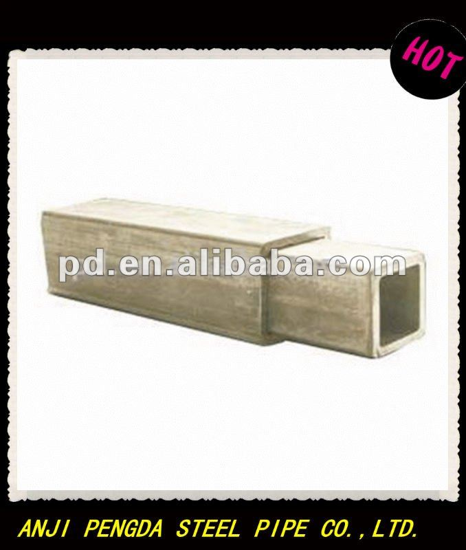 Top Quality Cold Drawn Square Seamless Steel Tube