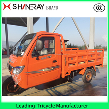 Chinese Three Wheel Covered Heavy duty Cargo Motorcycle Car 250cc300cc
