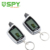 SPY LM212 rechargeable two way motorcycle alarm system with LCD transmitter, remote engine start, shock sensor warning