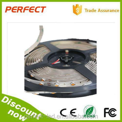 Square/Round led SMD 5050 black LED Strip 24V DC
