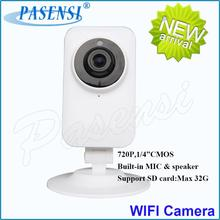 cctv camera set PS-K3 China convert analog cctv to ip camera with low price