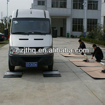 30t Portable truck scale