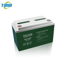 Rechargeable Flooded Charge UPS Battery 12V 100AH Lead Acid Battery
