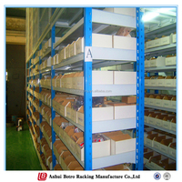 ISO9001 certificate iron boot rack, file rack with metal, recycle bin rack