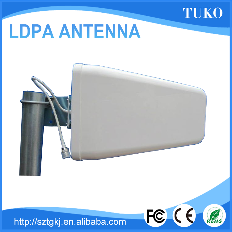 LTE yagi antenna directional external 4g high gain 9dbi outdoor Log Periodic antenna 150W