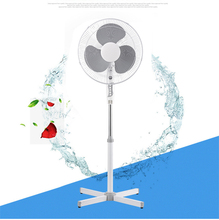 16inch New Classic Triple Electric air Cooling Stand Floor Fans Wholesale