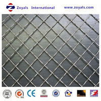 painting stainless steel crimped wire mesh Exporter ISO9001