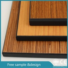 High Quality Exterior Hpl,Hpl Table Top,Wholesale Phenolic Hpl 12mm Compact Laminate Price