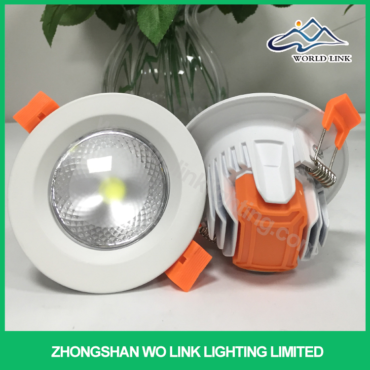 cob led market full form of led light dimmable led downlight kits