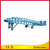 Factory Price Mobile Dock Yard Ramp For Truck Trailer( SS-DCQ8)