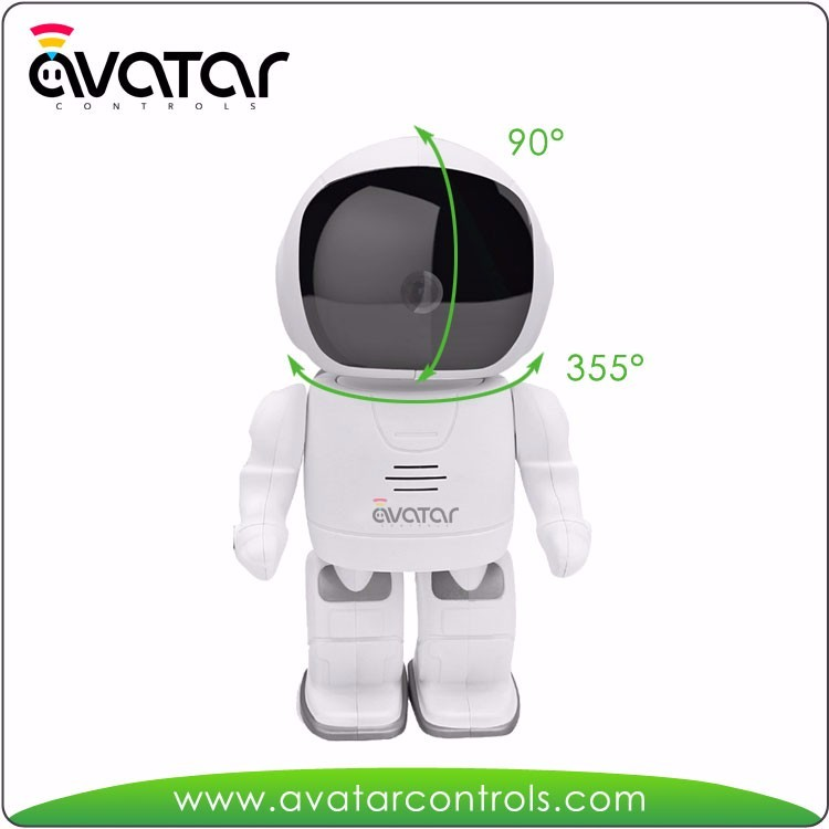 Avatar ARC01L Smart Home Security RoboCam 960p HD security camera factory oem/odm