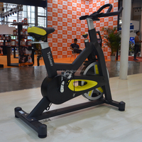2016 new arrival commercial spinning bike/Magnetic spin bike for gym club