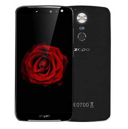 ZOPO Speed 8 Smartphone 4GB 32GB MTK6797 Helio X20 Android 6.0 5.5 inch FHD Black