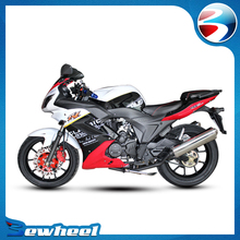 Bewheel wholesale cheap 250cc powered racing motorcycle