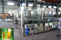 Popular high speed rotary canning filling machine 250ml 330ml