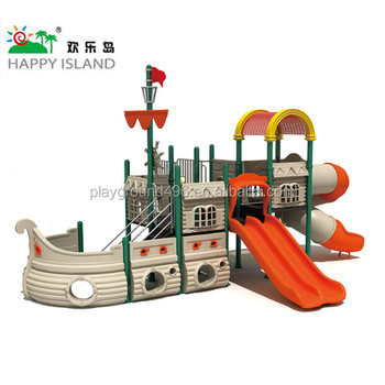 tdoor Pirate Ship Playground And Outdoor plastic Playground And Kids Outdoor Playground