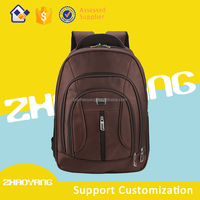 2016 hot sale durable padded notebook bag waterproof laptop backpack