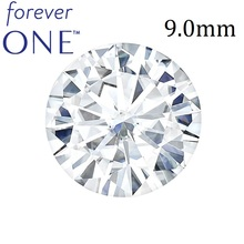 9MM 2.26CT Colorless Wholesale Charles Colvard Forever One Lab Grown Round Cut Moissanite Loose Diamond Stones For Jewelry D E F