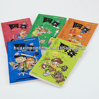 comic children book printing for publishers