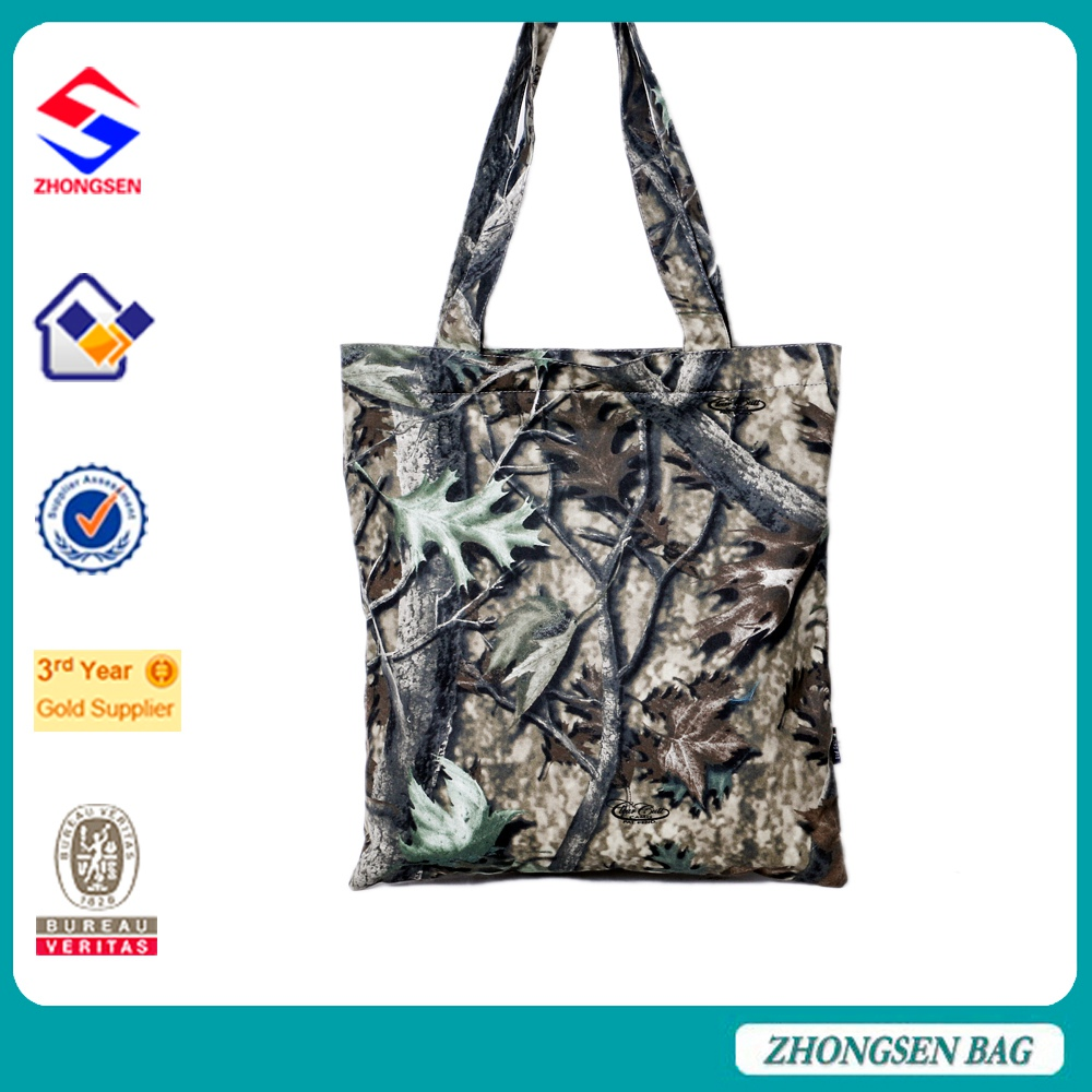Hot China factory easy and colorful shopping bag customized tote bag