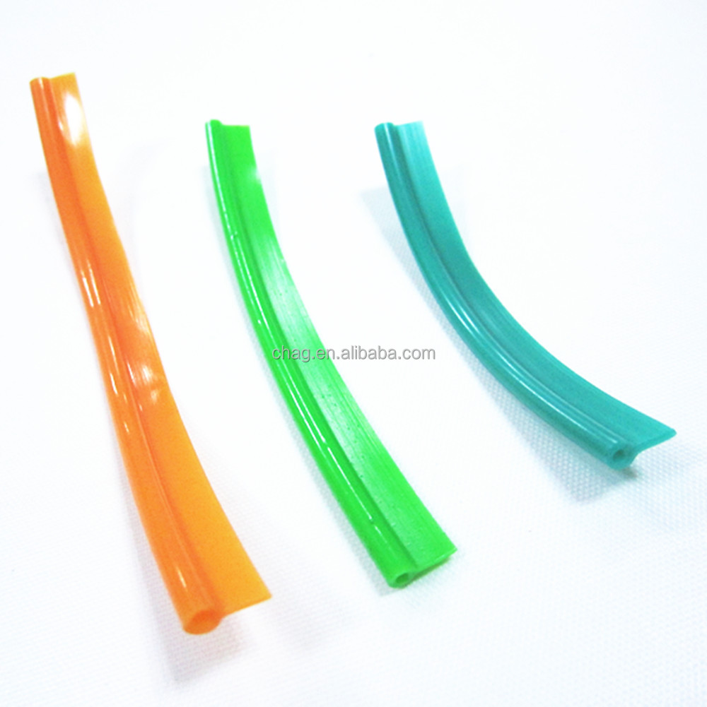 tpu pvc keder and welt plastic strip for bag