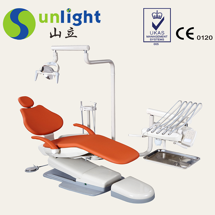 Custom Logos Dental Chair Fashionable parts of dental chair with cheapest price