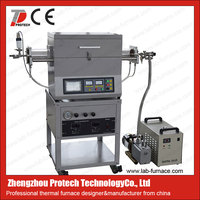 CVD tube furnace electric lab furnace price