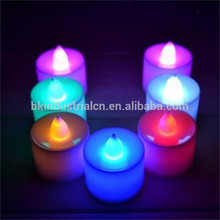 Fashion design cheap led candles with SGS for office