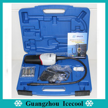 Portable Refrigerant Gas Halogen Leak Detector RLD-382P for Various gas R22,R134A,R123,R23,R404A