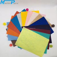 Colorful 100% Polyester Fabruc Felt Sheets/Rolls with Factory Price