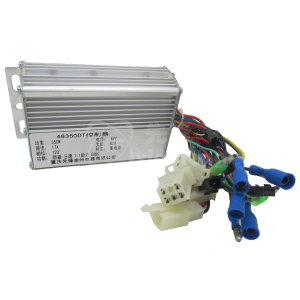 Motorcycle brushless electric bike motor controller 48v/36v for four wheel electric cars