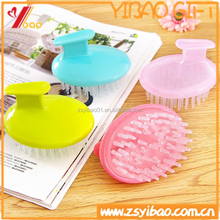 Hight quantity plastic wash hair brush, custom hair brush