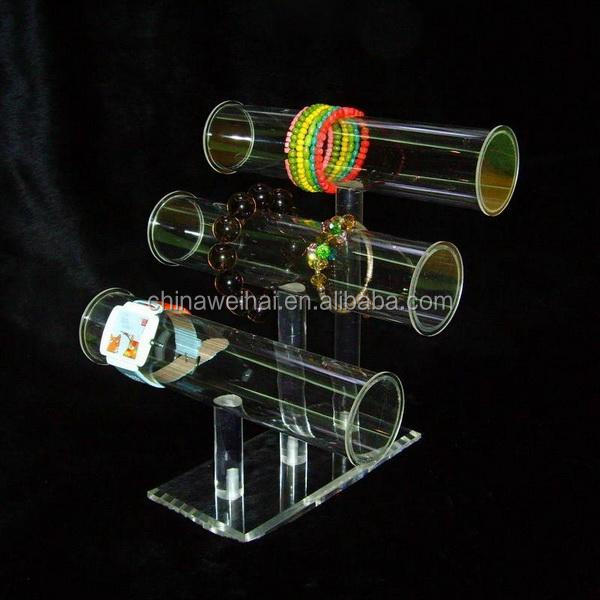 Yiwu Clear Bracelet Acrylic Display Rack