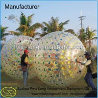 Fwulong Factory Sales Inflatable Zorb Ball Rental for Kids and Adult Amusement