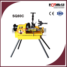 "SQ80C 1/2""- 3"" rex compatible pipe threading machine"