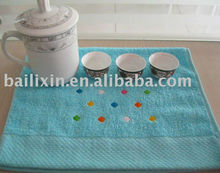 Pakistan Best Quality 100% Cotton Cheap Embroidery Towels