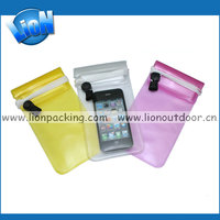 Universal Water Proof PVC Mobile Phone Cases Waterproof Bag Pouch Water Proof Cell Phone Bag Phone Accessories