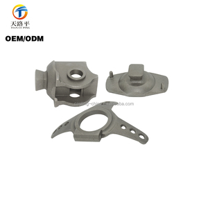 Custom 304 stainless steel  die casting auto spare parts