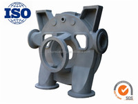 AlSi12 aluminum die casting for strong style pump case
